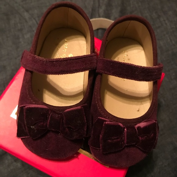 a6dceaff3ae6 Baby girl 9-12 Kate Spade shoes